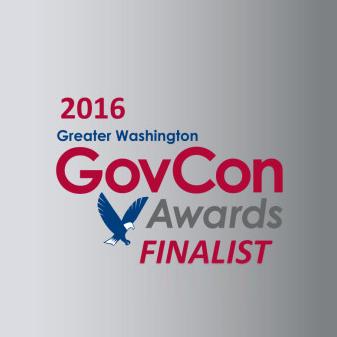 2016 GovCon Awards Finalist