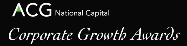ACG National Capitcal Corporate Growth Awards