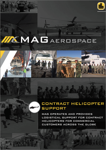 Contract Helicopter Support Commercial Manual Cover