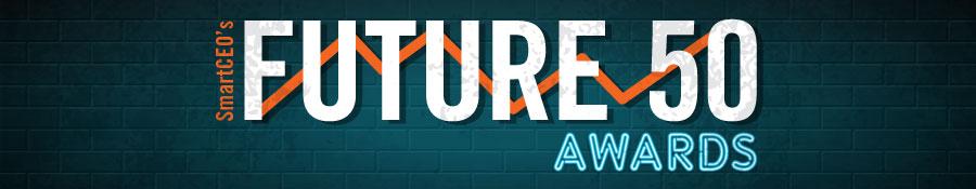 Future 50 Award Banner
