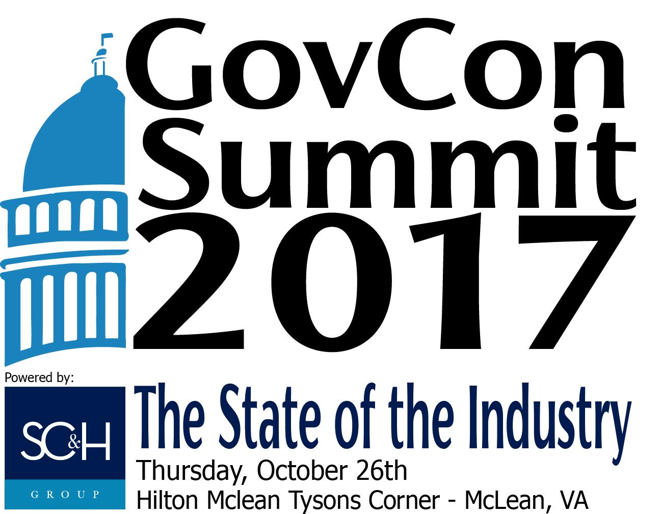 GovCon Summit 2017 Logo