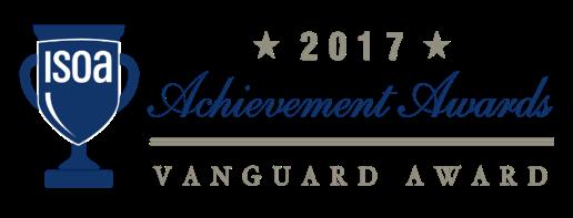ISOA 2017 Achievement Awards - Vanguard Award