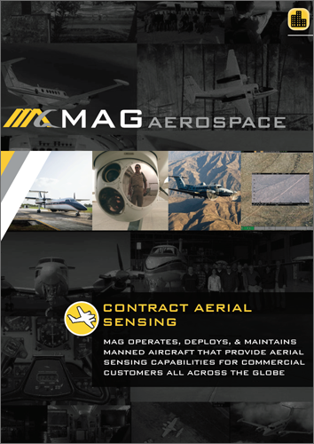 Contract Aerial Sensing Commercial Manual Cover