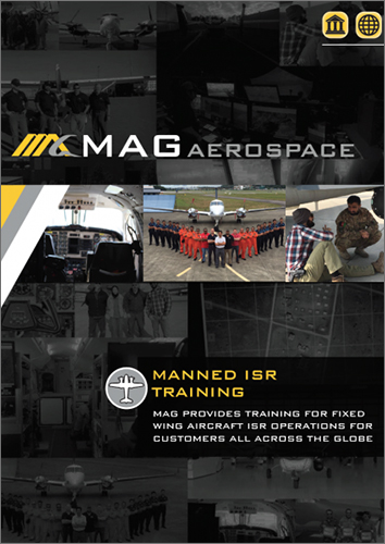Manned ISR Training Federal Manual Cover