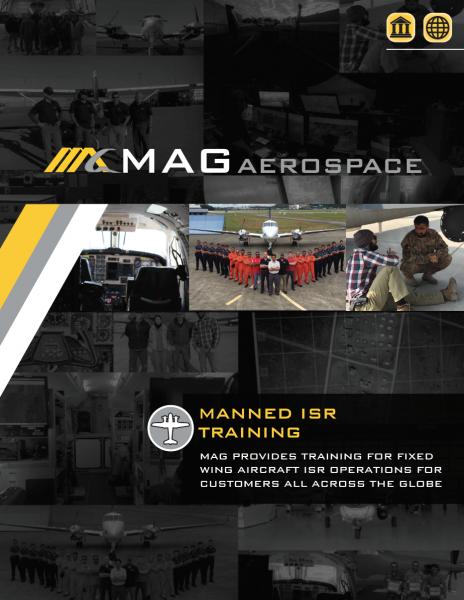 international manned isr training