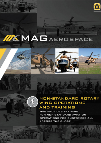 non-standard rotary wing operations and training Federal Manual Cover