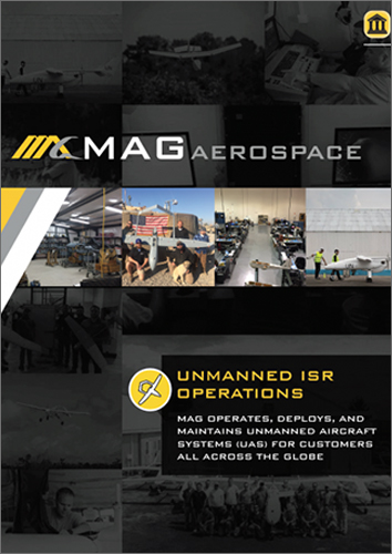Unmanned ISR FEDERAL Manual Cover