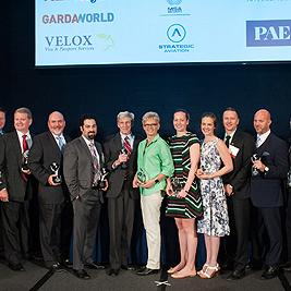 ISOA Awards Group