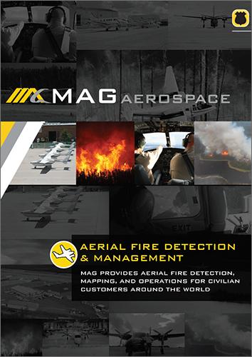 Aerial Fire Detection & Management Civilian Manual Cover