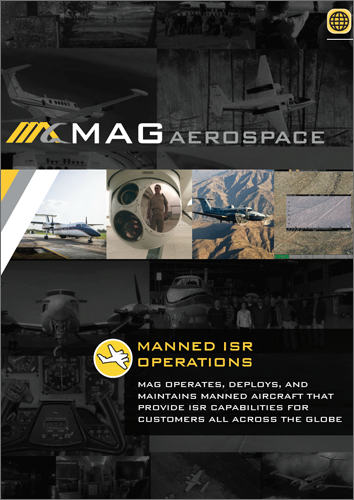 Manned ISR Operations International Manual Cover