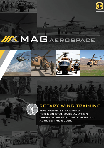 Rotary Wing Training International Manual Cover