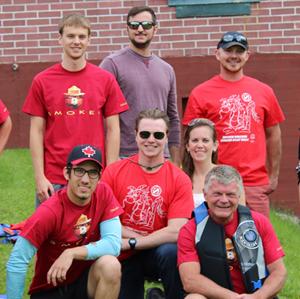 Dryden Boat Race Crew