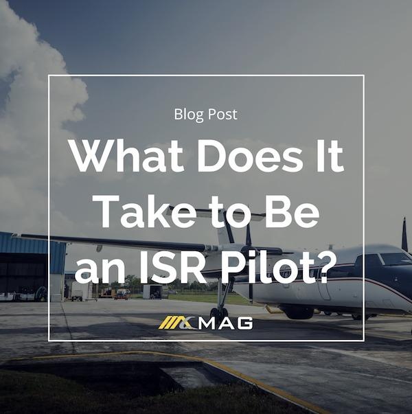 ISR pilot jobs