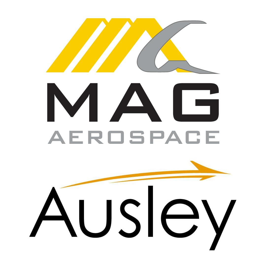 MAG Aerospace Ausley logos
