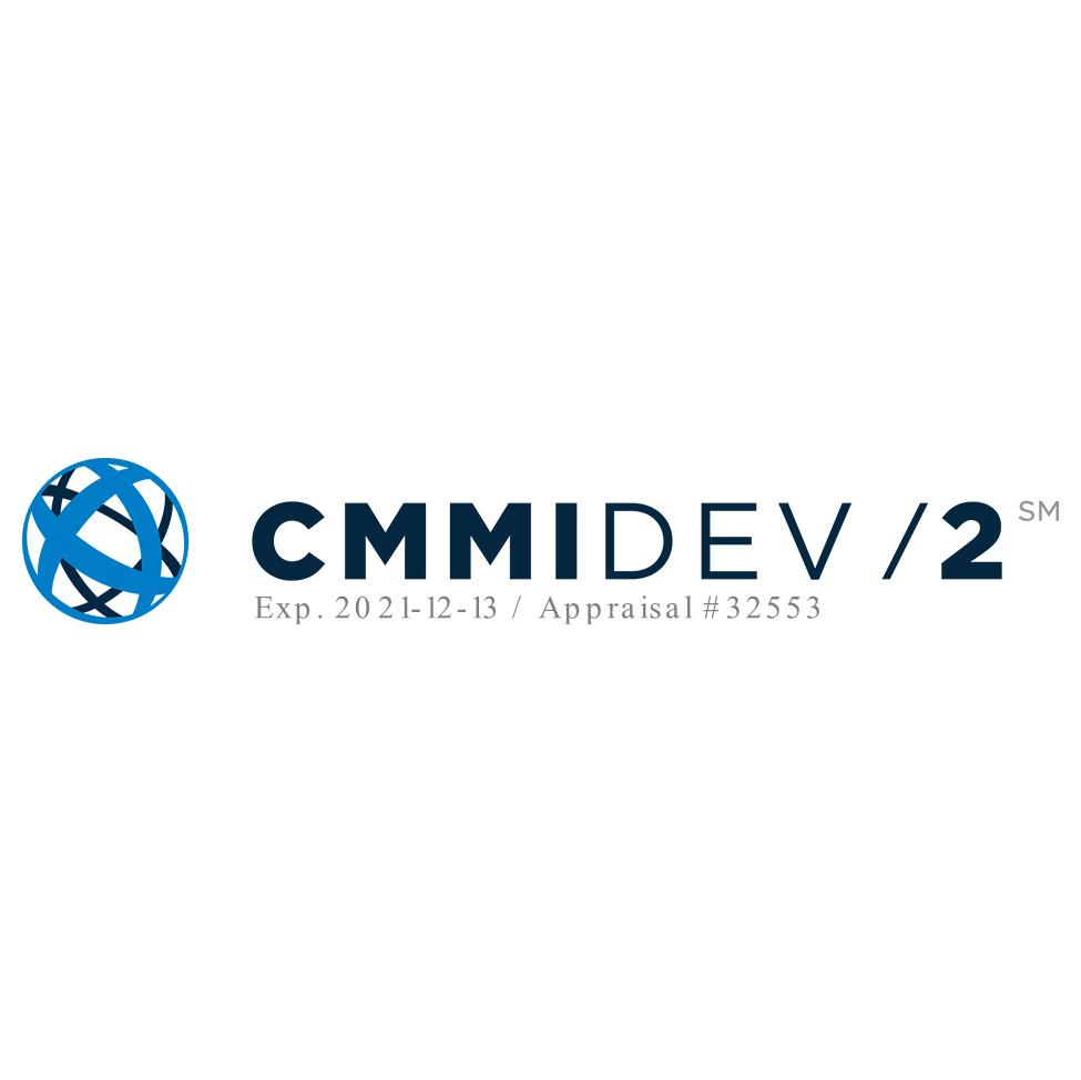 CMMI Dev 2 logo