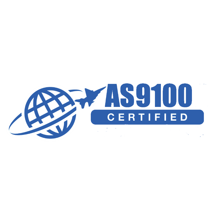 AS9100 Certified logo