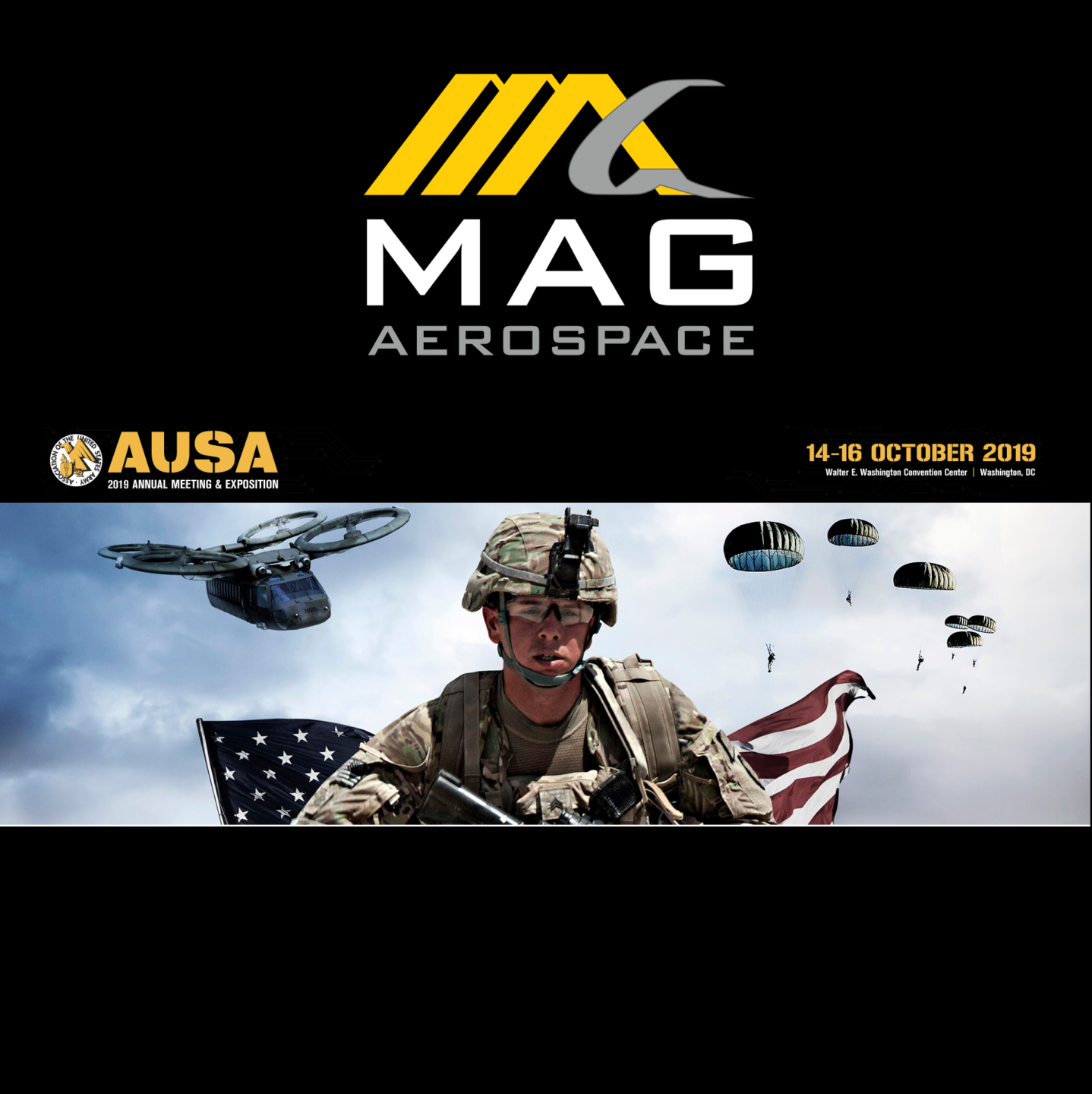 Mag Aerospace AUSA cover
