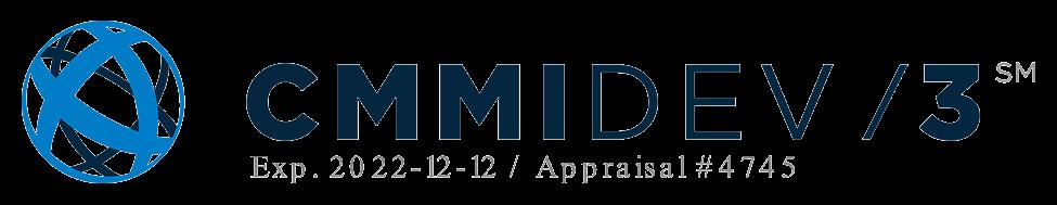 CMMI Dev / 3 logo
